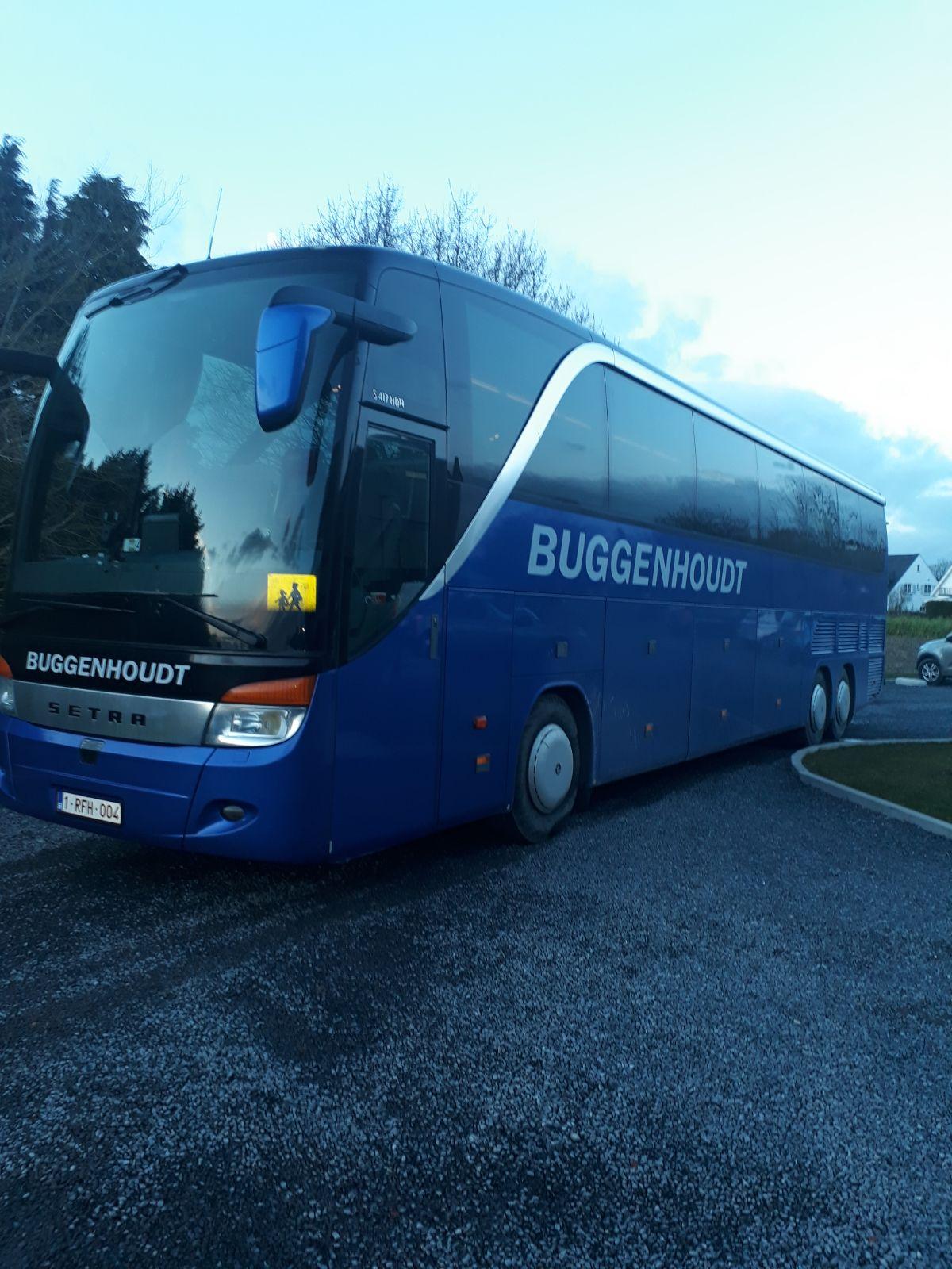 Reizen Buggenhoudt | Specialist in personenvervoer