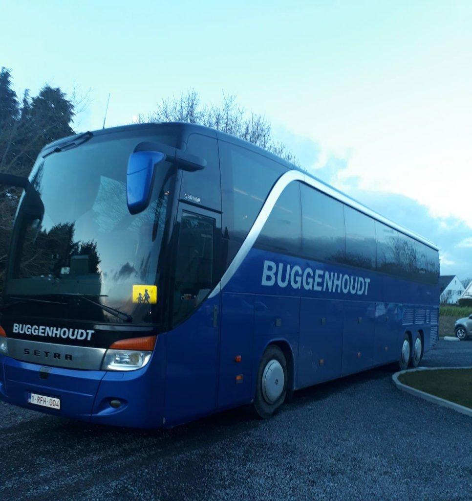 Reizen Buggenhoudt | Specialist in personenvervoer | Over ons
